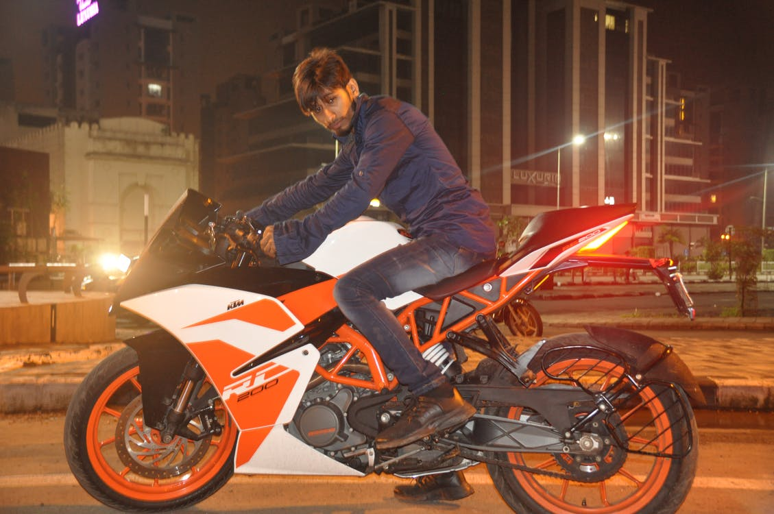 Free stock photo of KTM