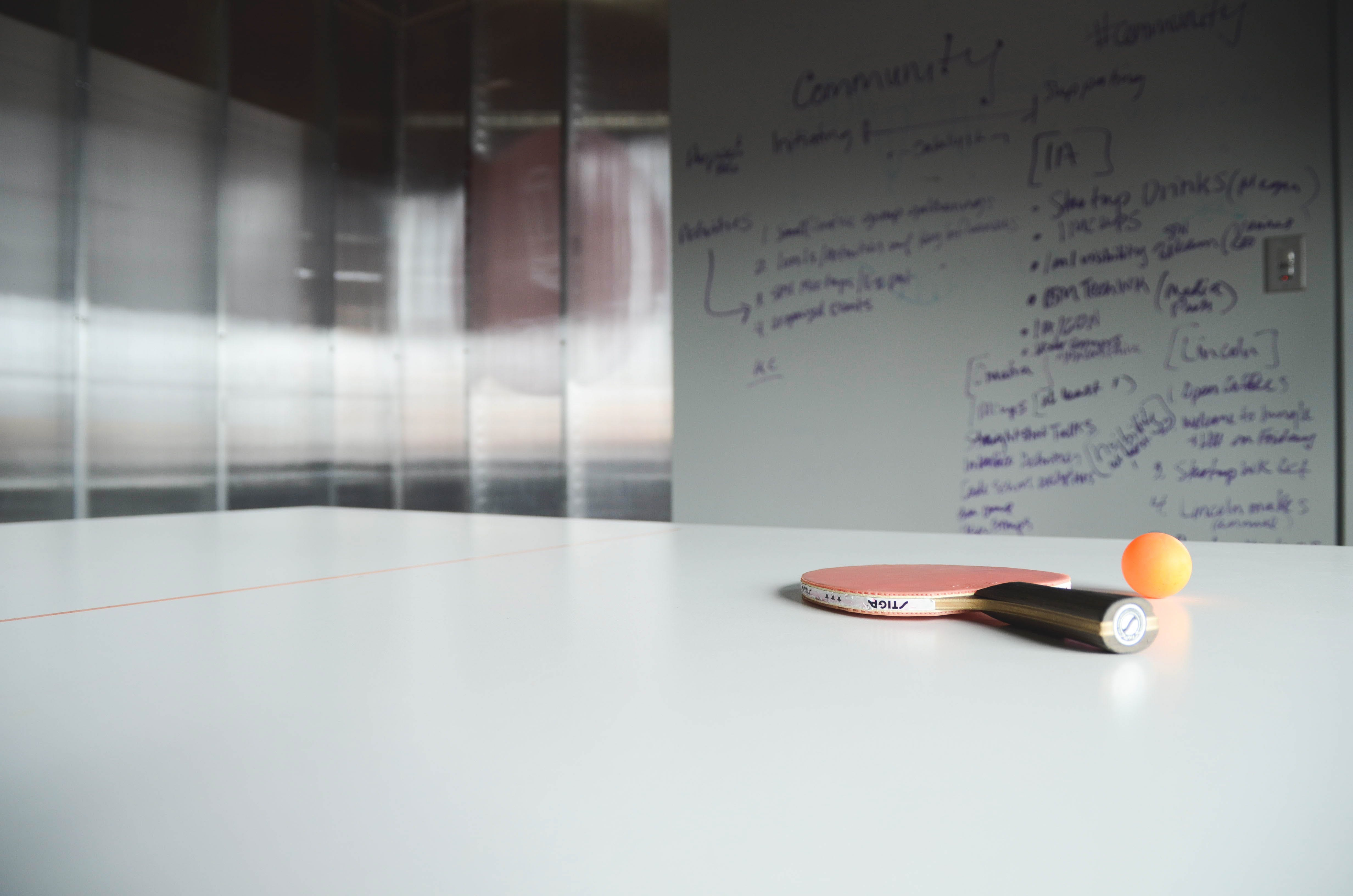 bat, company, office