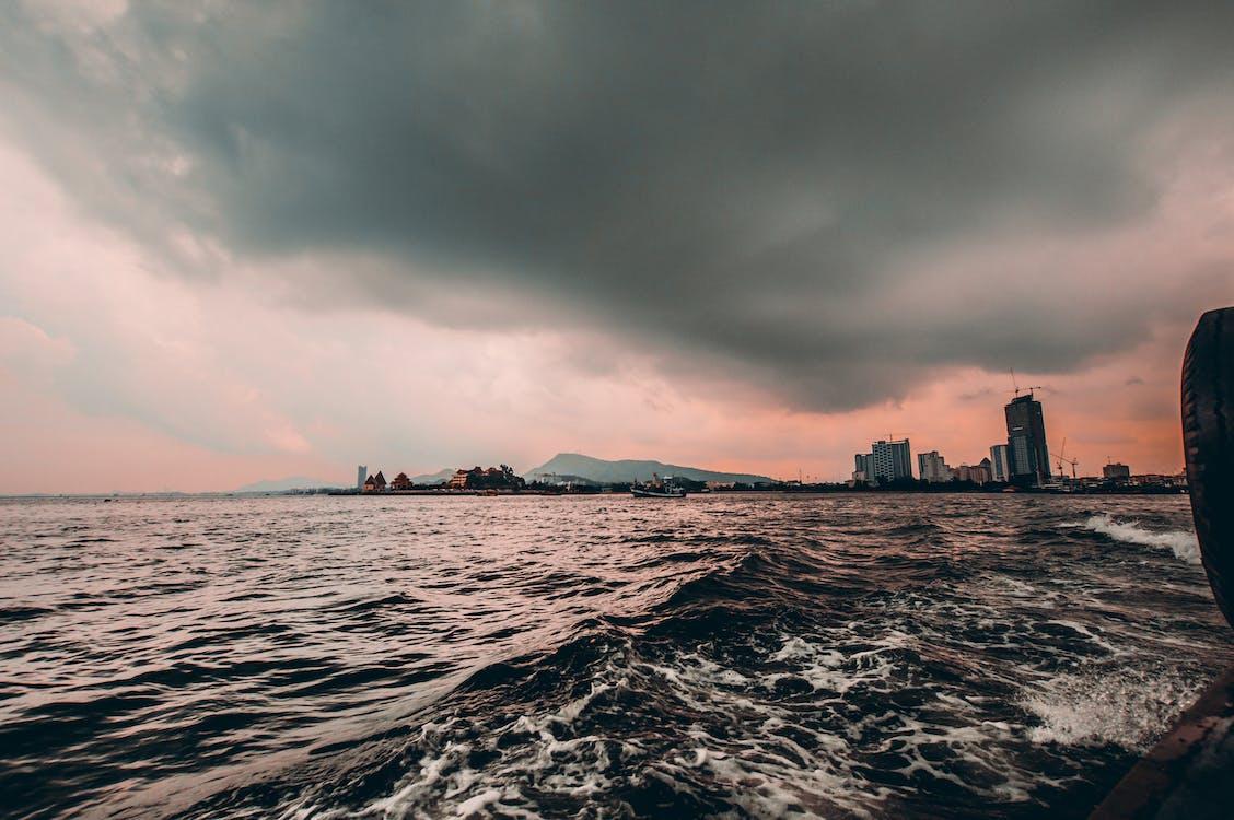 Free stock photo of cloudy sky, Dark Sky, dramatic sky