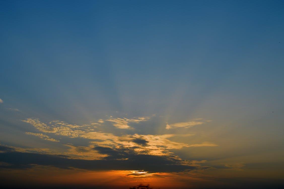 Free stock photo of blue sky, cloudy sky, dramatic sky