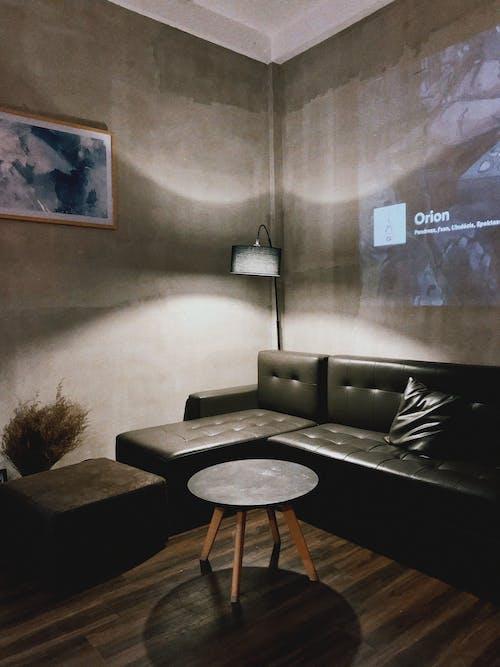 Photos gratuites de à l'intérieur, appartement, canapé