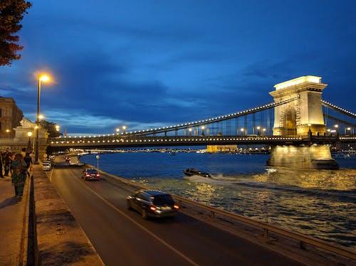 Free stock photo of architecture, blue sky, bridge