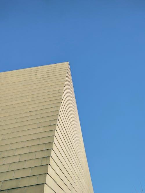 Free stock photo of architecture, blue sky, buildinig