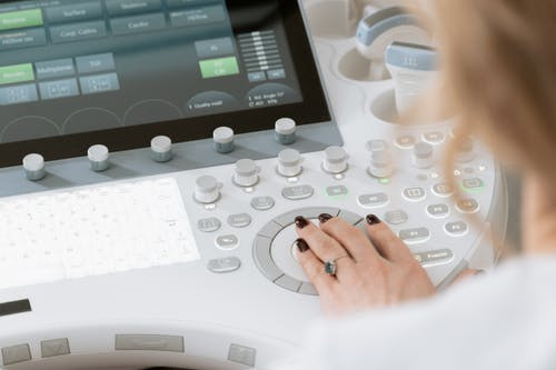 Photo Of Person Using Medical Device