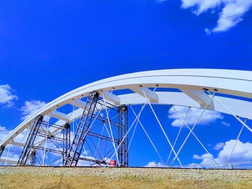 Free stock photo of blue, blue sky, bridge