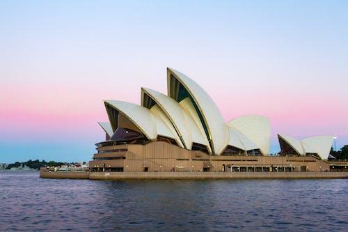 Photos gratuites de architecture, australie, baie