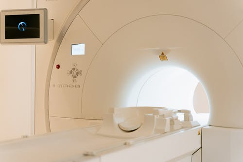 Photo Of CT Scanner