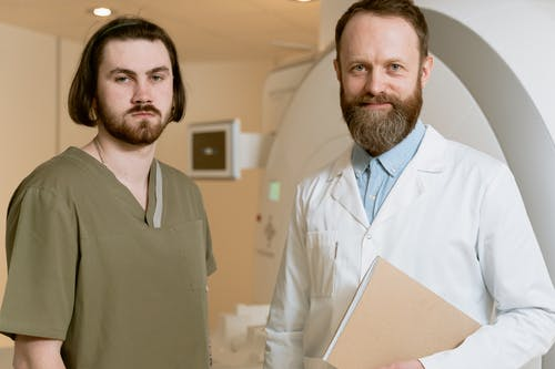 Portrait Photo Of Medical Workers