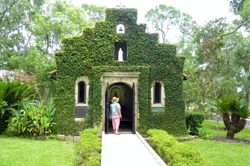 Free stock photo of church, facade, florida