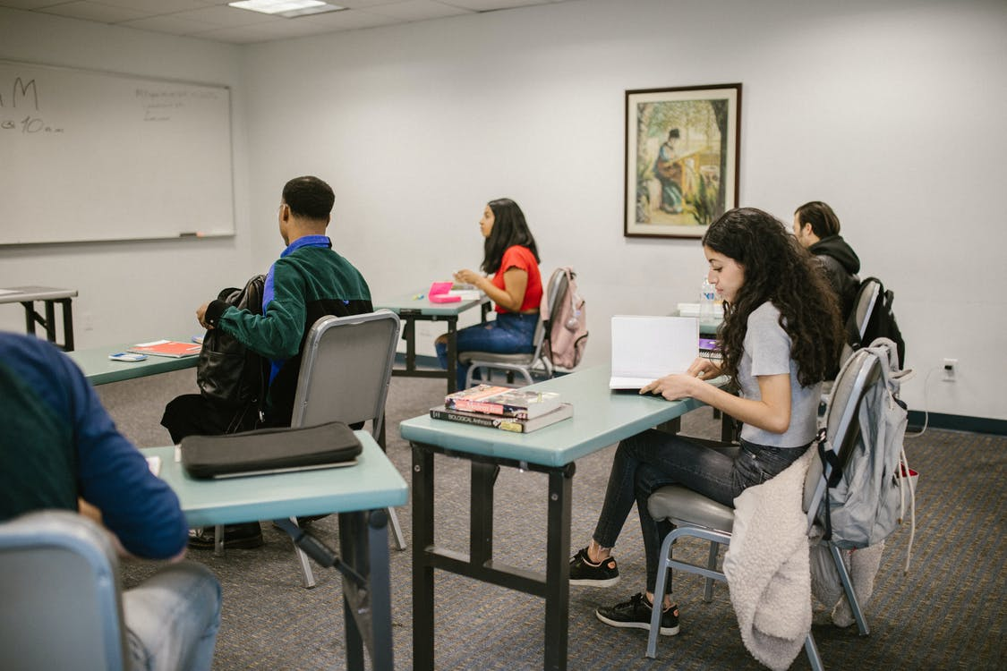 how do you teach English to adult students