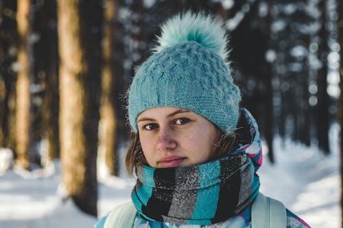 人, 冬季, 冰, 冷 的 免費圖庫相片