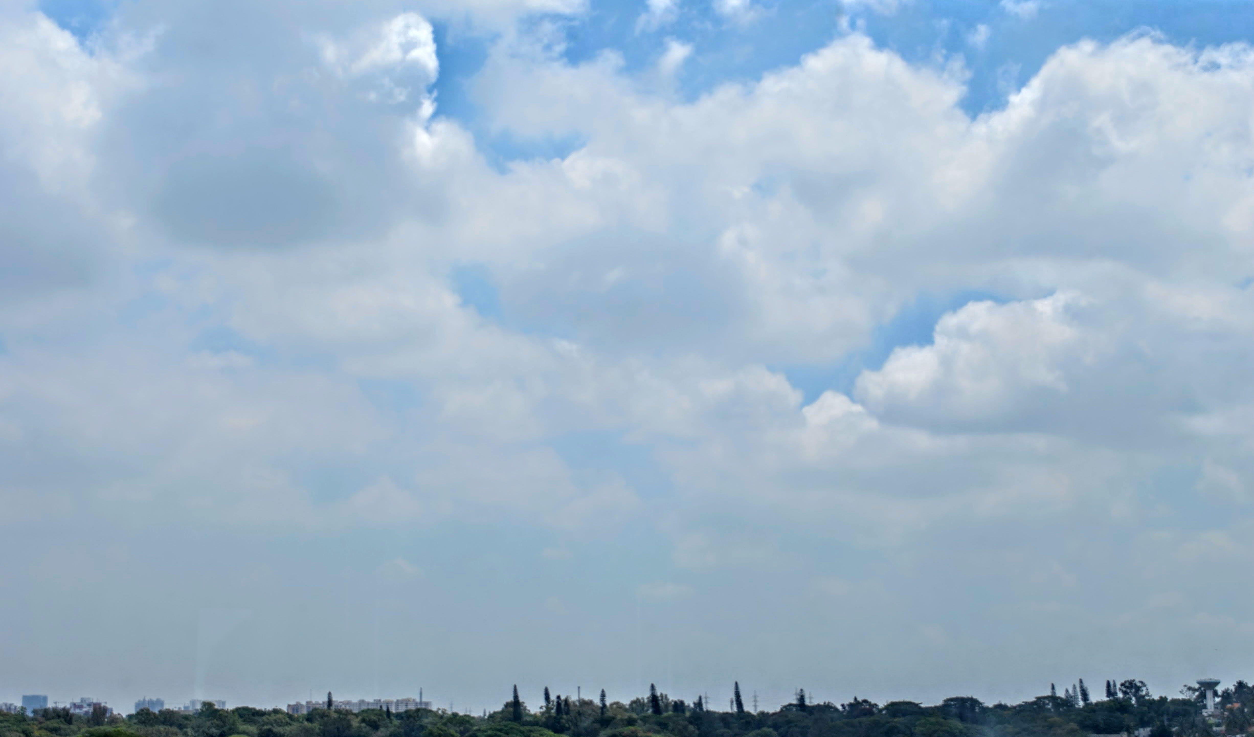 Free stock photo of blue sky, cloud