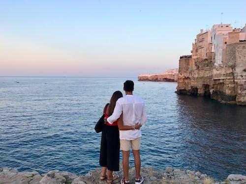 Безкоштовне стокове фото на тему «єднання, Італія, апулія, берег моря»