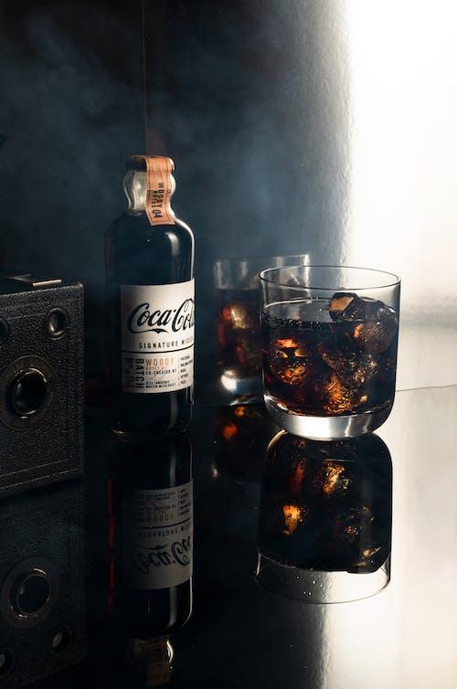 Free stock photo of acrylic ice, bar, beer