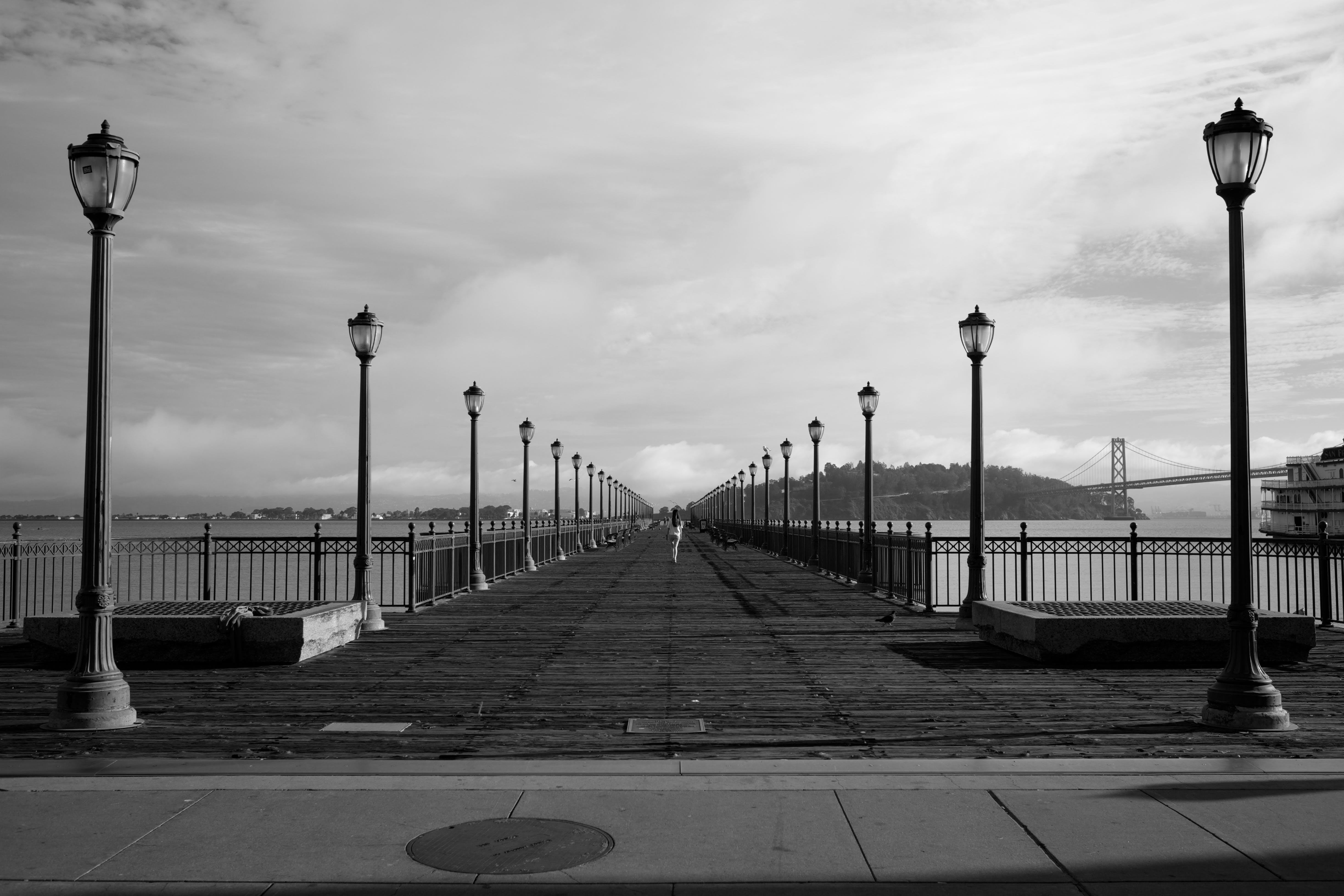 Free stock photo of pier, san francisco bay