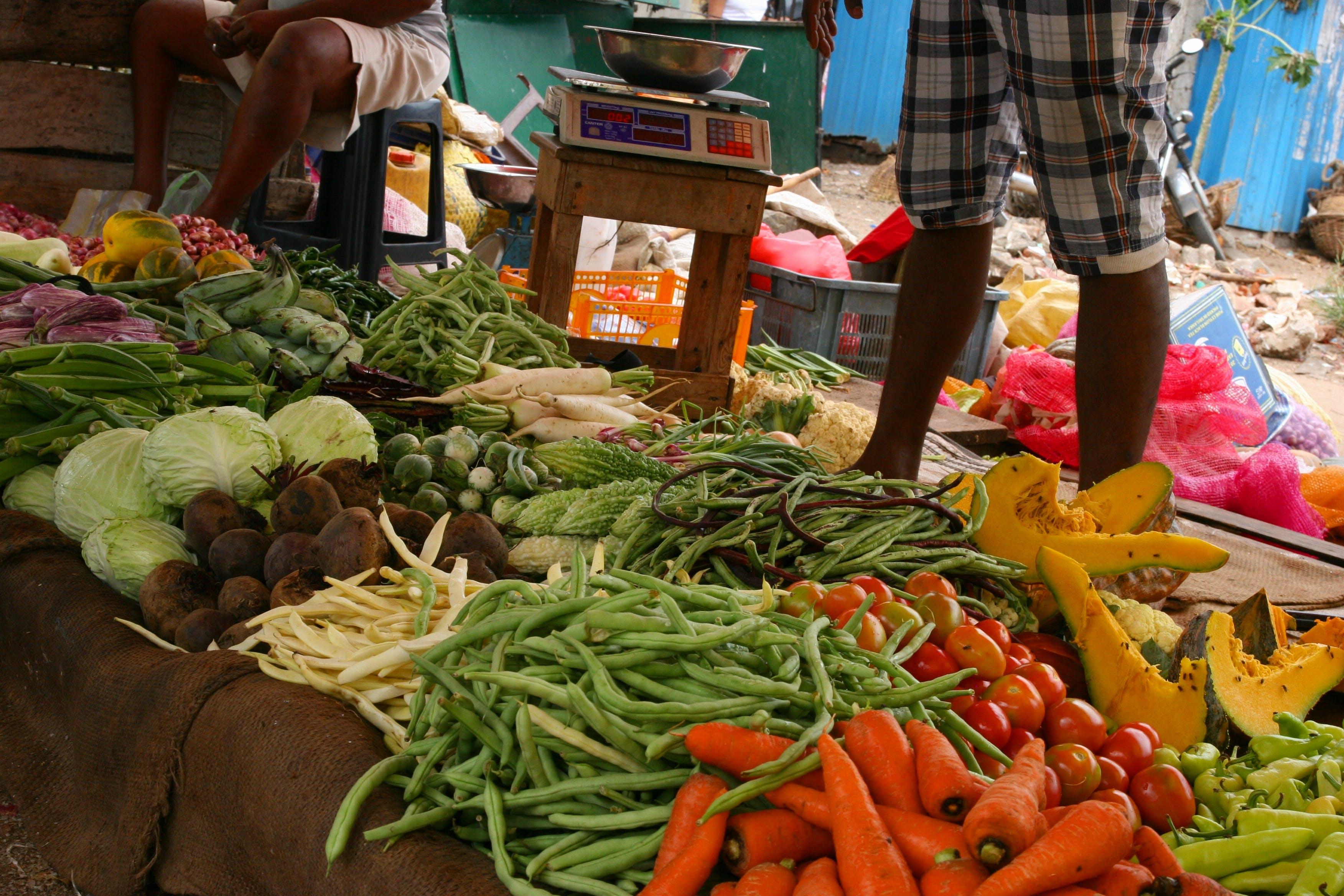 Free stock photo of #veg market
