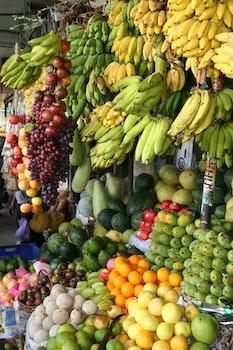 Kostenloses Stock Foto zu essen, gesund, landwirtschaft, früchte