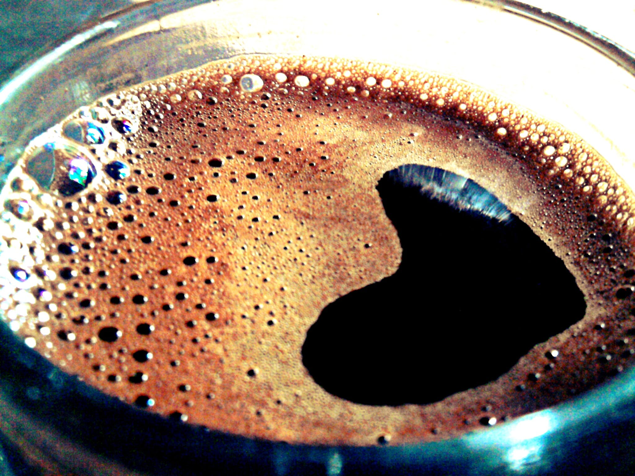 Free stock photo of coffee, heart, nice