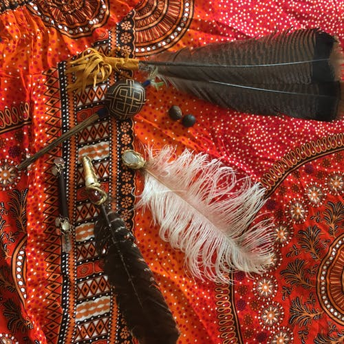 Бесплатное стоковое фото с перья, шаманский, шаманское исцеление