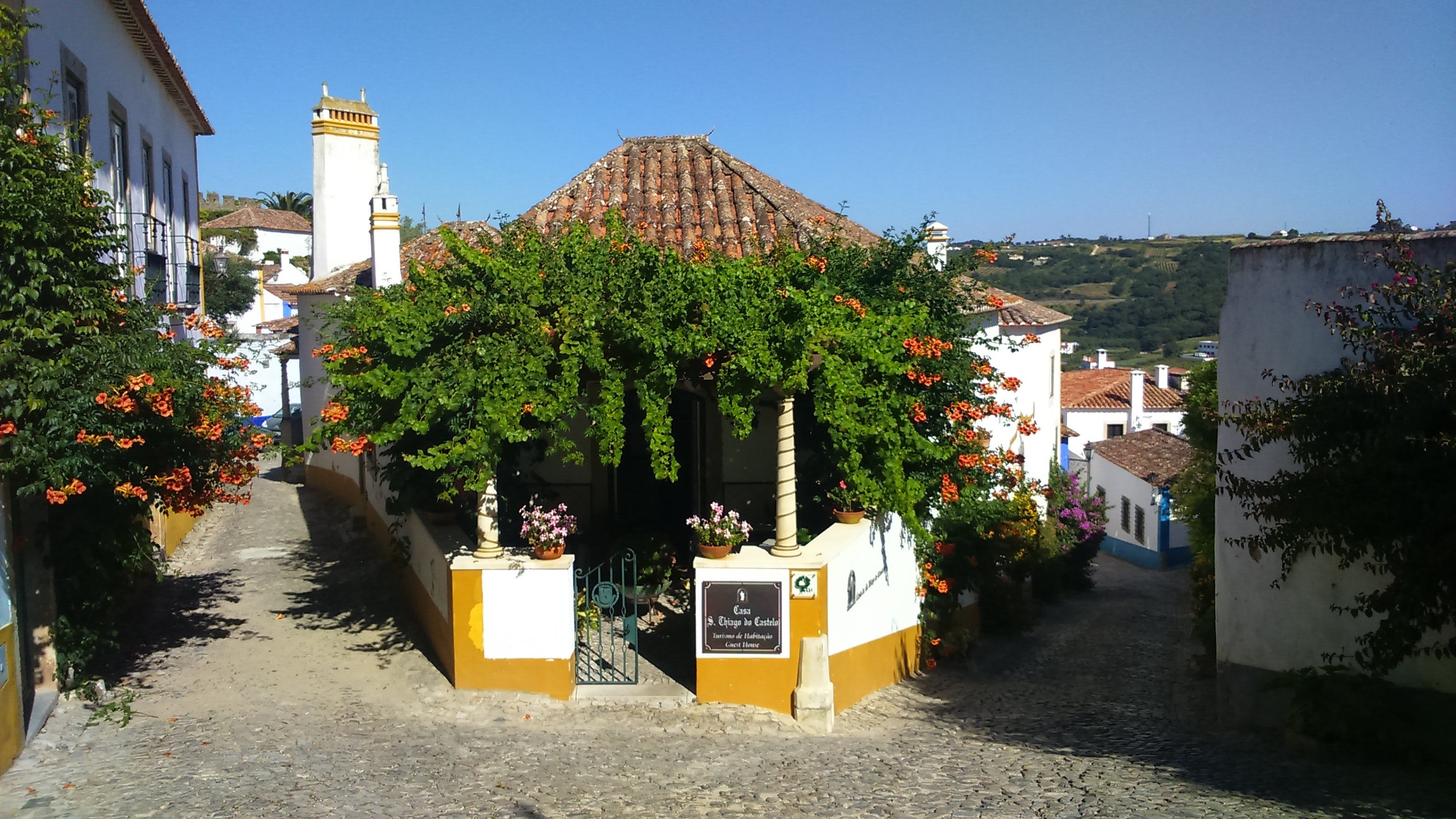 Free stock photo of Obidos, portugal