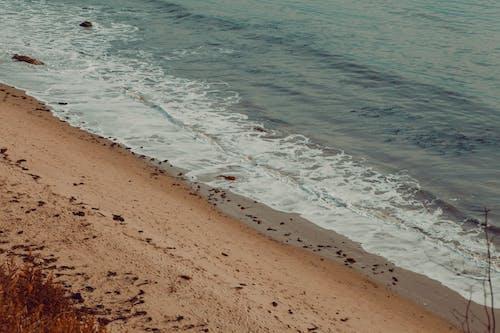 Foto d'estoc gratuïta de acomiadar-se, aigua, Costa, líquid