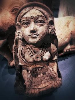 Photo of Woman Figurine