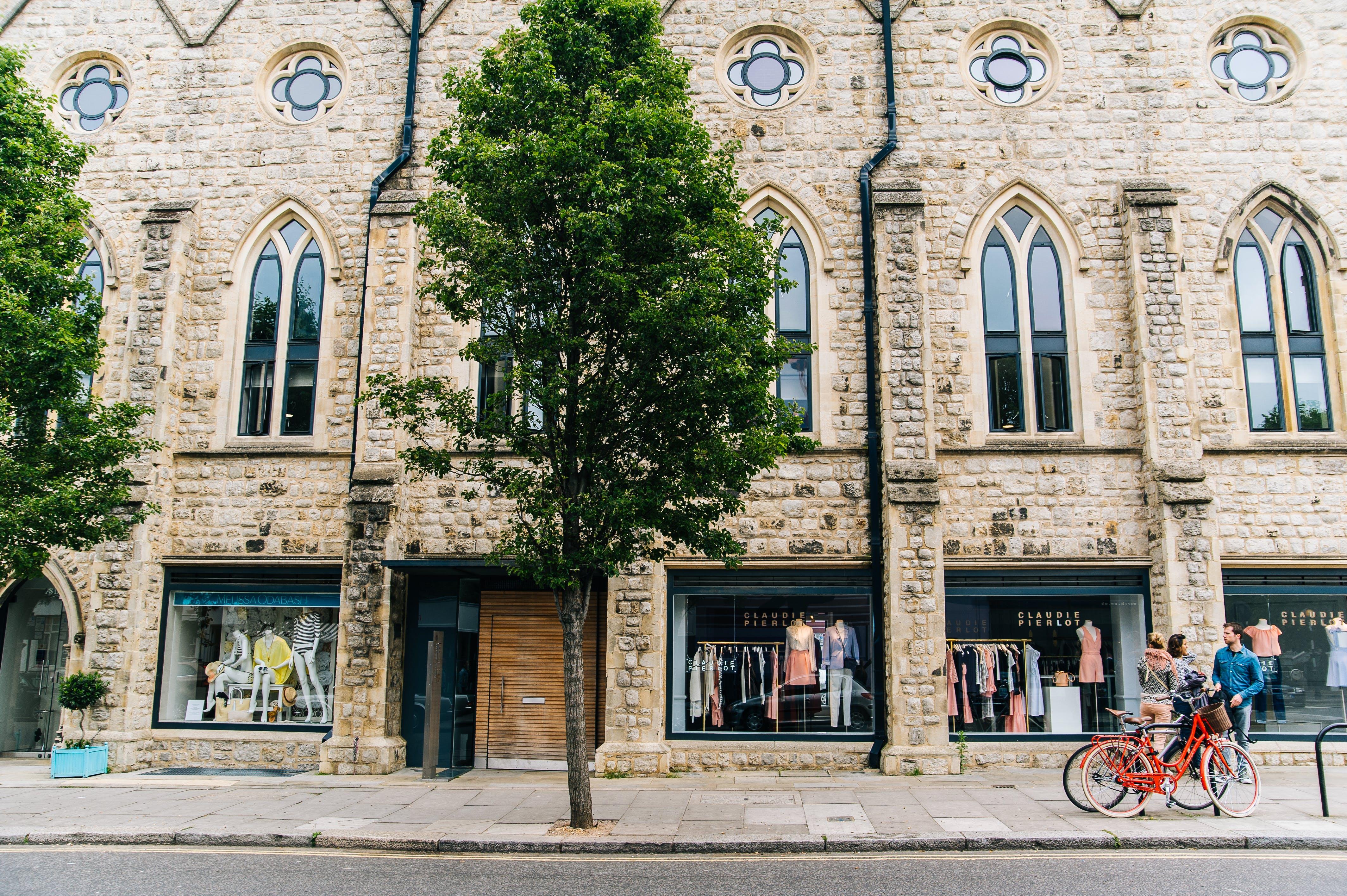 Foto stok gratis Arsitektur, eksterior, fasad, gothic