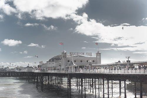 Бесплатное стоковое фото с архитектура, башни, берег, вода
