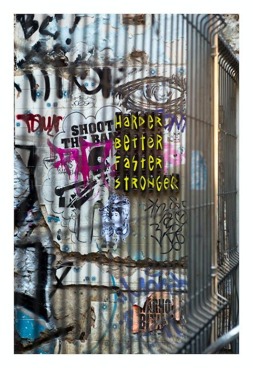 アート, カラフル, シティ, シンボルの無料の写真素材