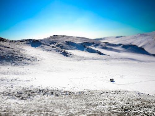 Foto d'estoc gratuïta de a l'aire lliure, alt, altitud, cel