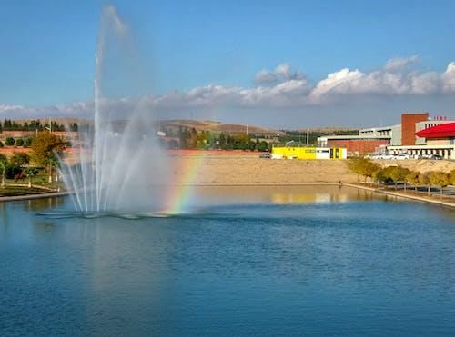 Fotos de stock gratuitas de arco iris, paisaje