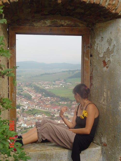 Free stock photo of looking away, transilvanian view