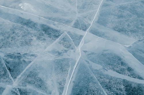 Darmowe zdjęcie z galerii z góra, krajobraz, lód