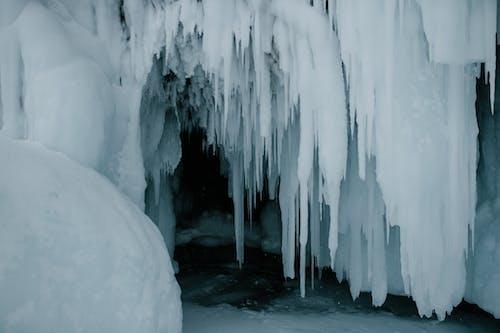Ingyenes stockfotó barlang, befagyott, fagy témában