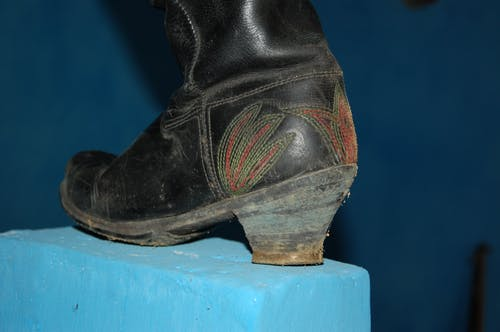 Free stock photo of boots, traditional wear