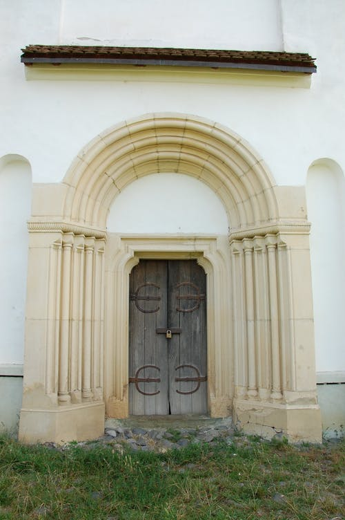 Free stock photo of architecture, gate, old church
