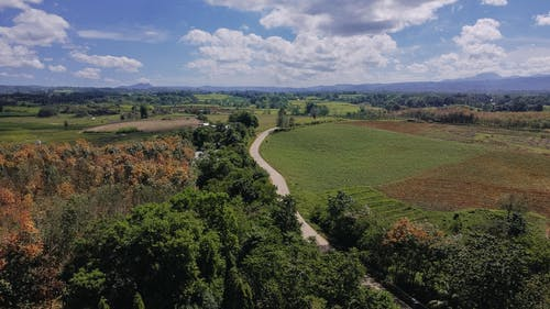 Základová fotografie zdarma na téma cestování, farma, hora