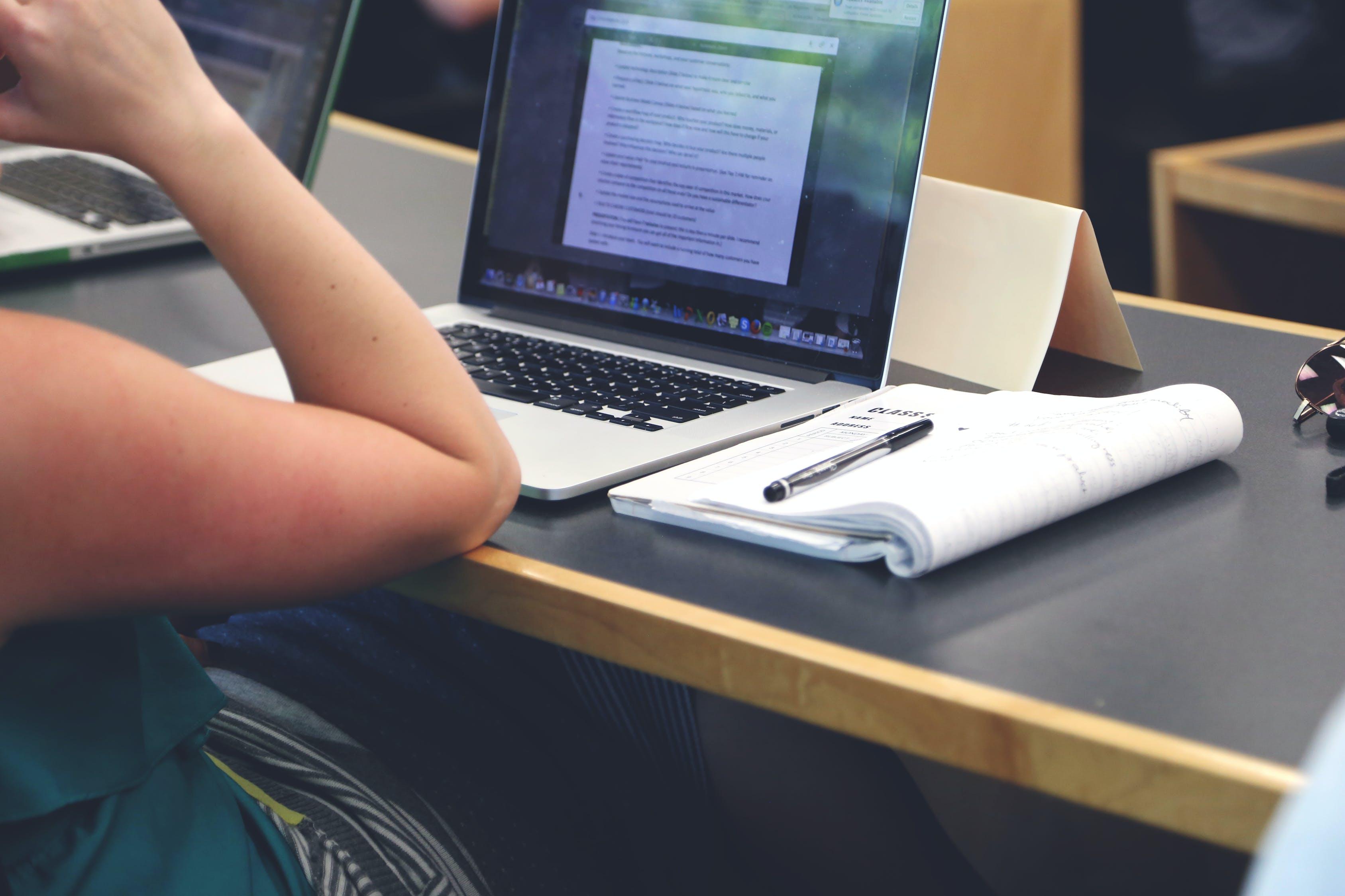 Balázs tanácsa a leendő diákoknak: csinálni kell, hogy rögzüljön a tudás