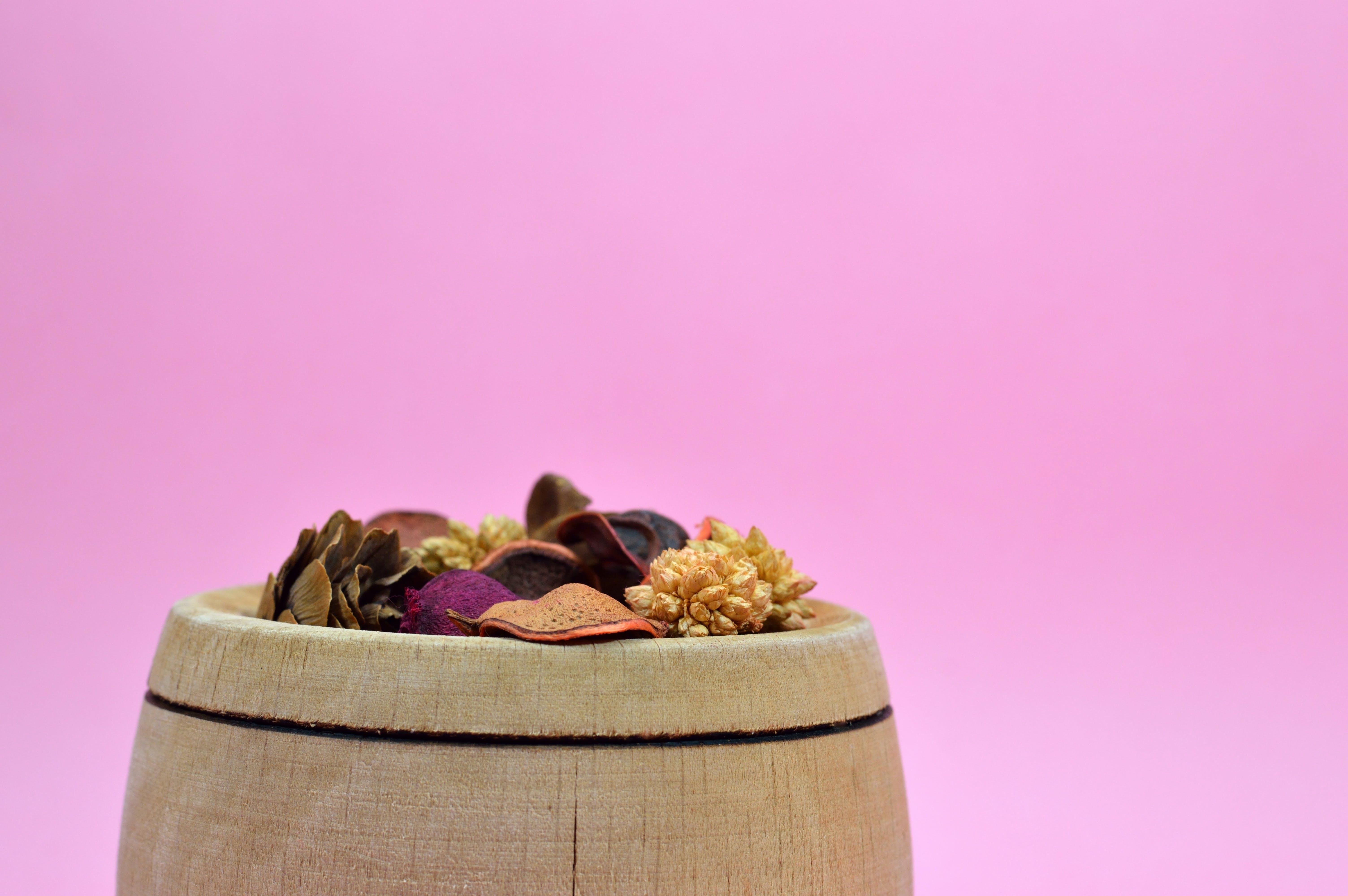 Kostenloses Stock Foto zu aroma, aromatisch, blatt, blütenblätter