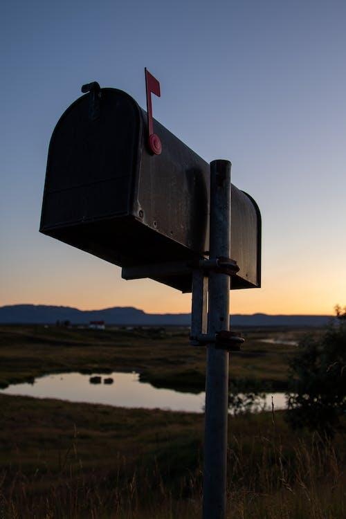 Close Up Shot of a Mailbox