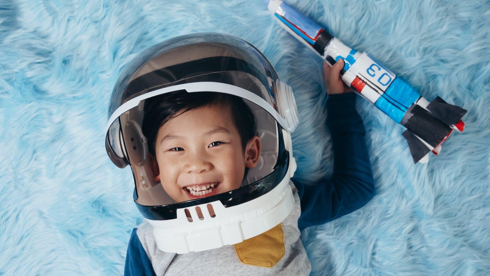 Я в Космосе!