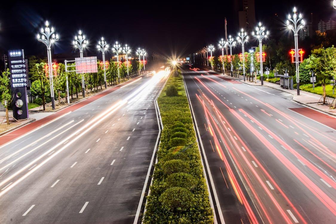 acció, asfalt, autopista