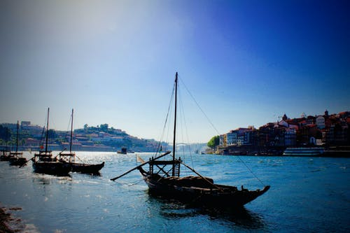 Free stock photo of boat harbour