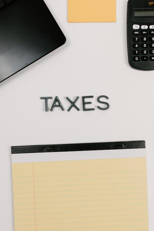 Gratis stockfoto met accounting, belastingen, betaling