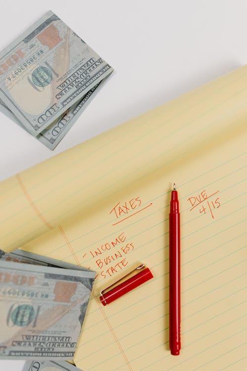 Kostenloses Stock Foto zu 15. april, 401k, ausbildung