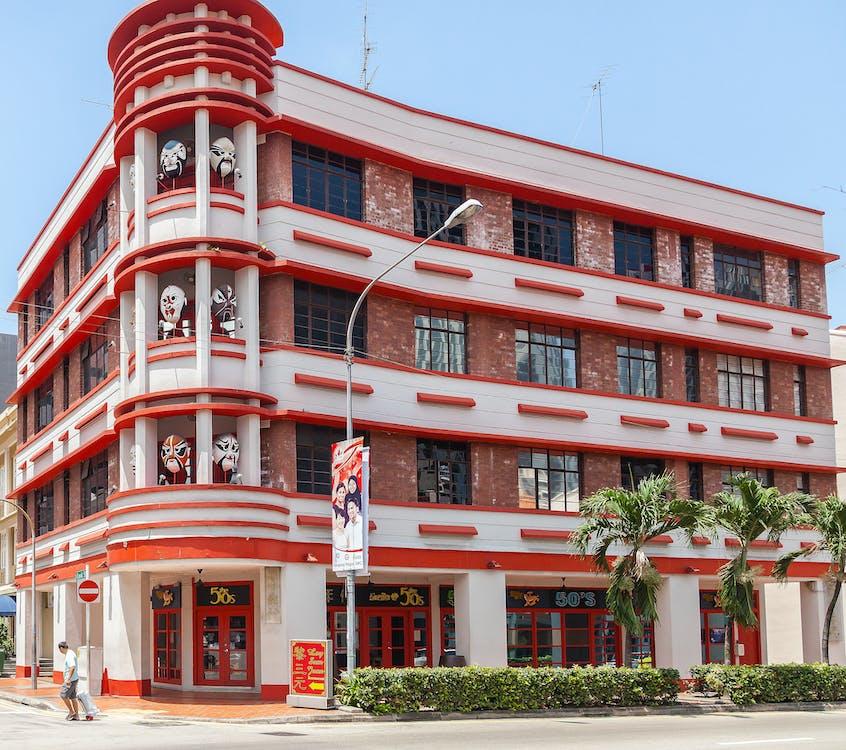 budova, chinatown, čínska štvrť