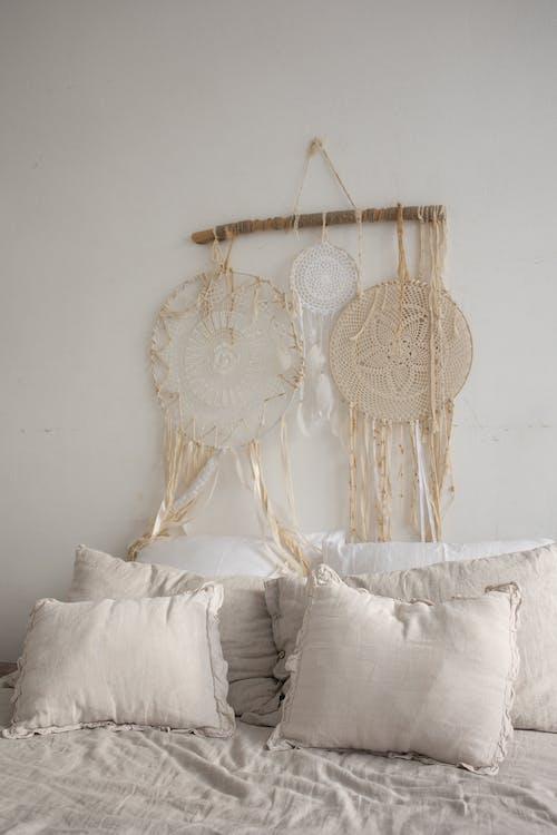 Бесплатное стоковое фото с в помещении, веревка, декорация