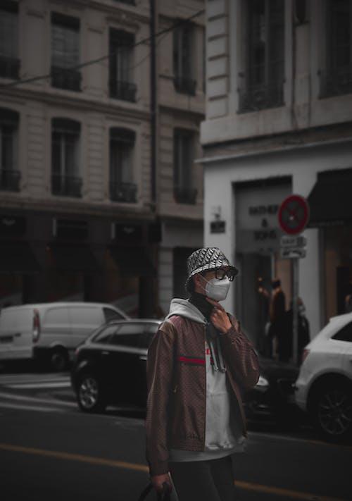 Free stock photo of fashion, man, street