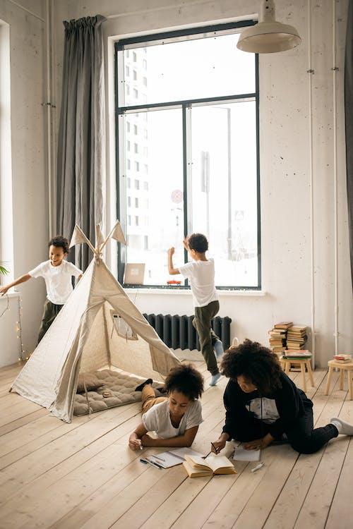 Fotos de stock gratuitas de alegre, apartamento, casa