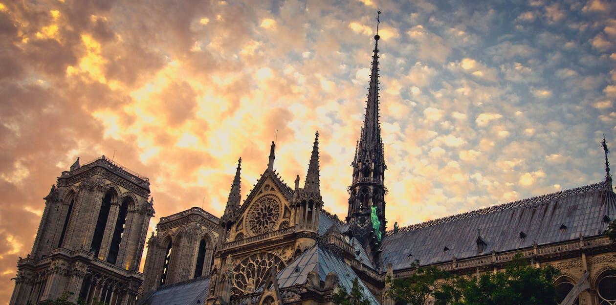巴黎, 建築, 教堂